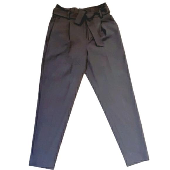 RW & CO Paperbag Pants